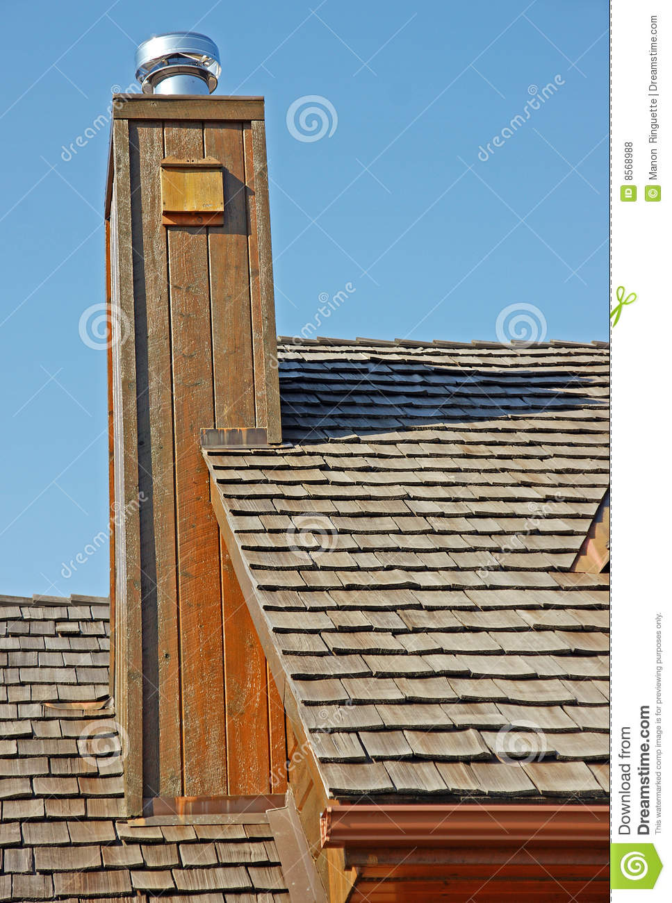 Chimney Royalty Free Stock Photos Image 8568988