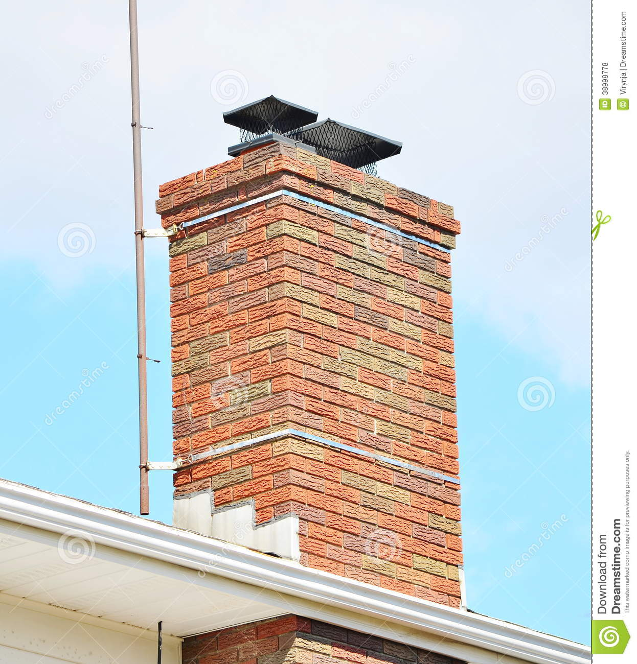 Chimney Stock Photo Image 38998778