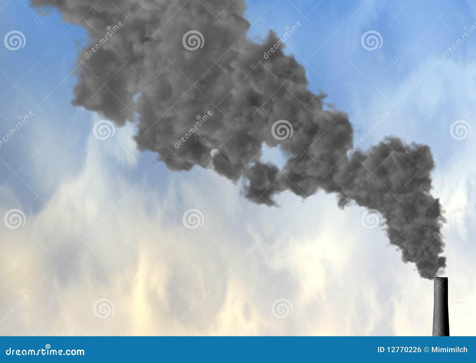 how to make a smoke free chimney