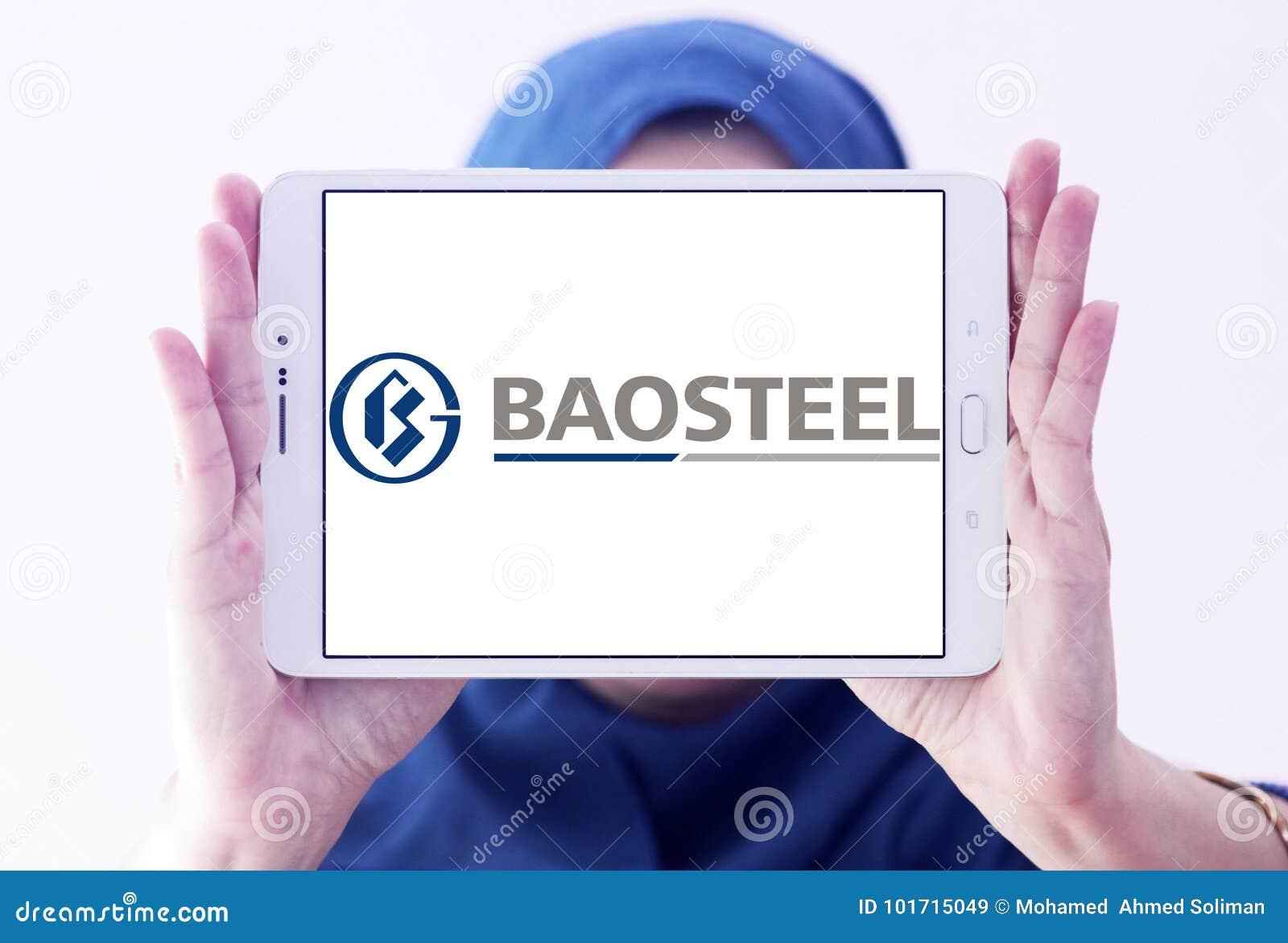 China Baowu Steel Group Logo Editorial Stock Image Image Of