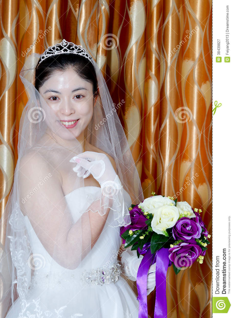 royalty free stock images chinese bride image