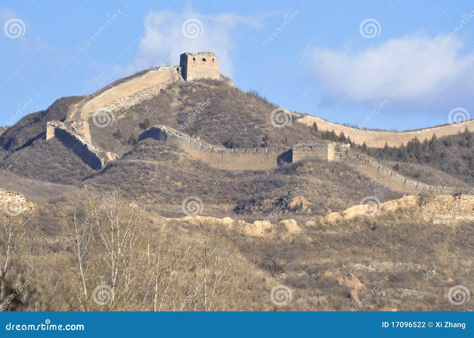 China-Chinesische Mauer in Peking