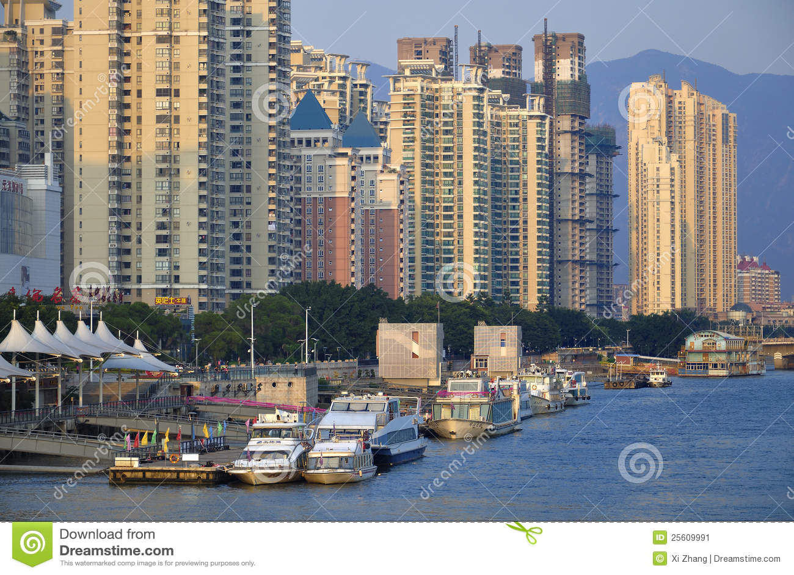 China Fuzhou Urban