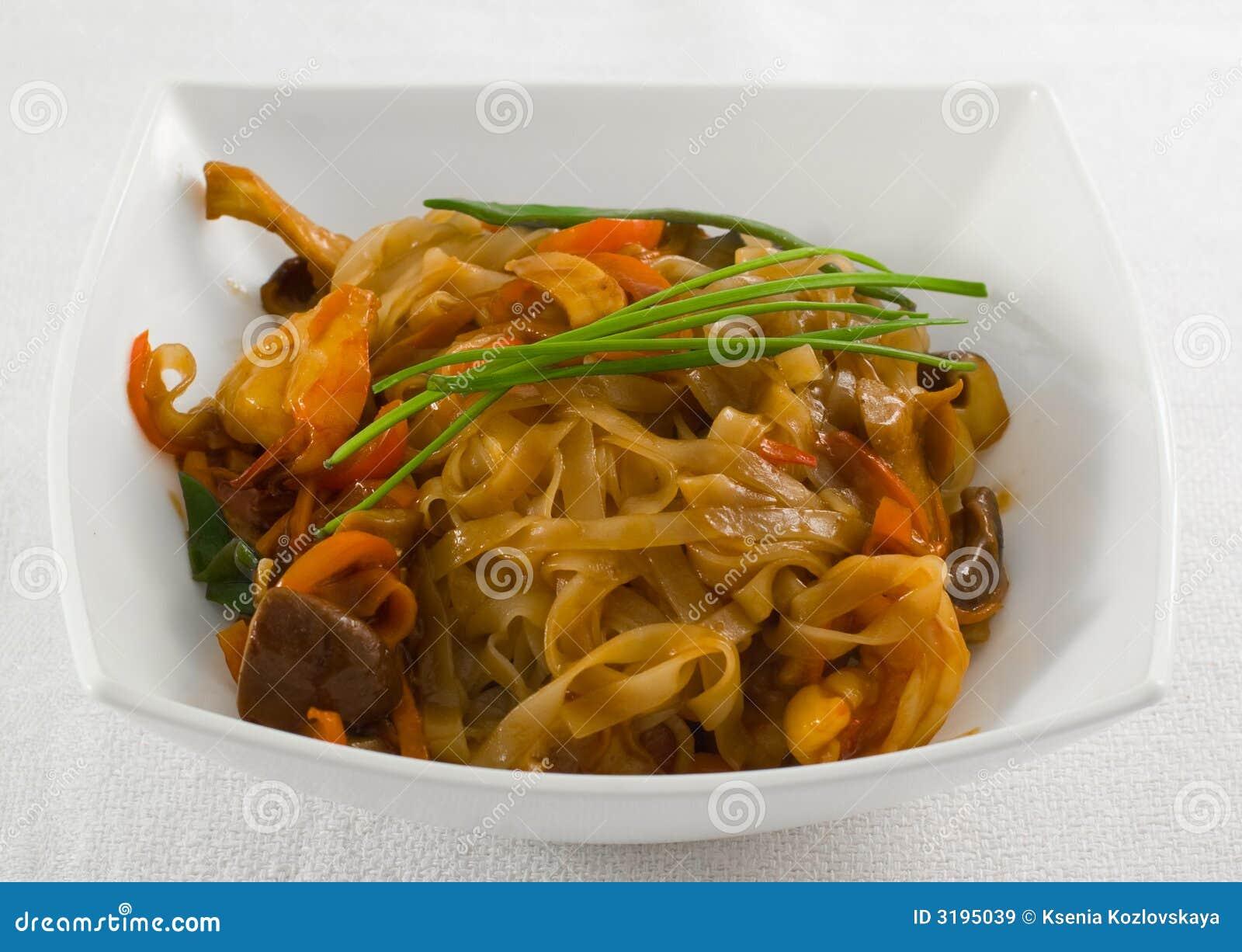 China glassy noodles