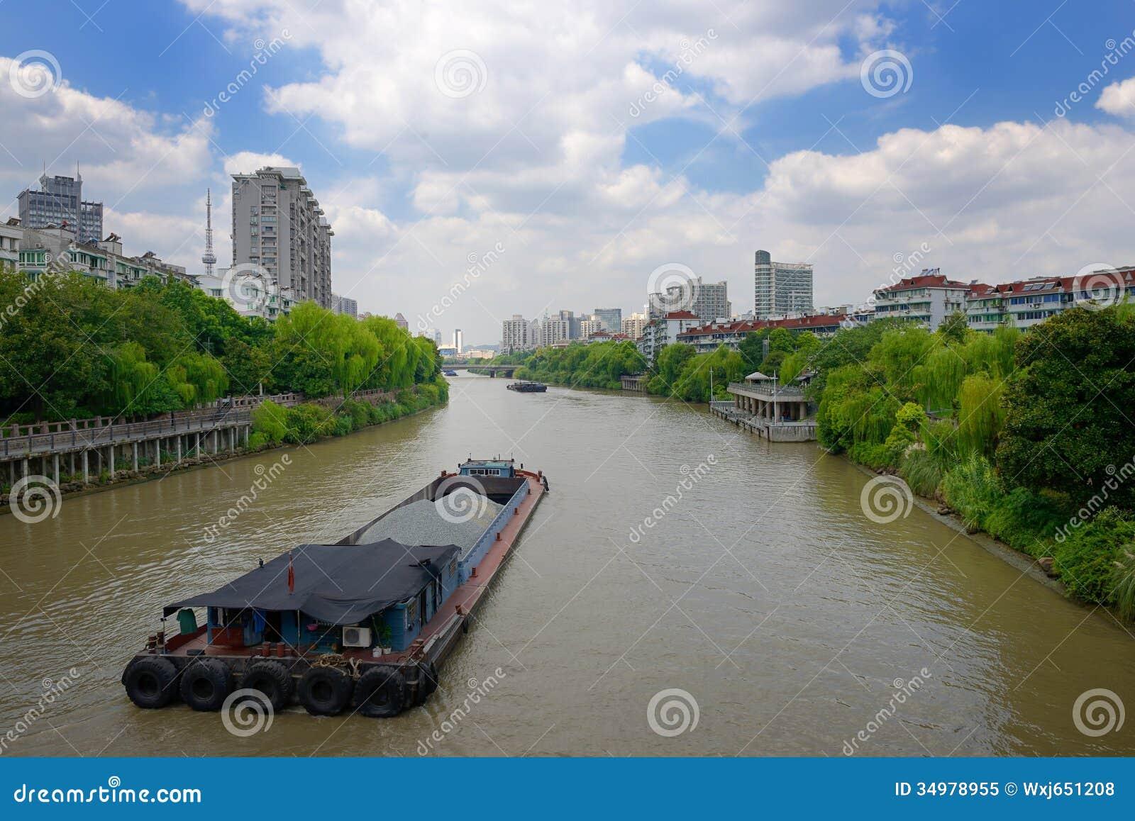 China Hangzhou Beijing Hangzhou the Grande Canale