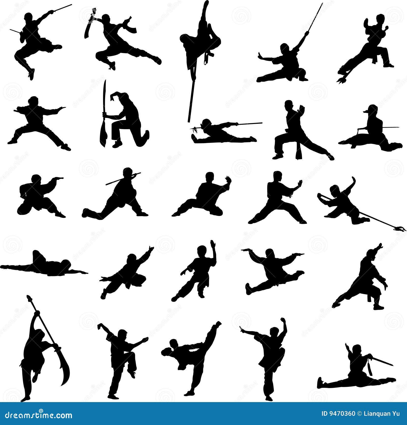 China s kung fu