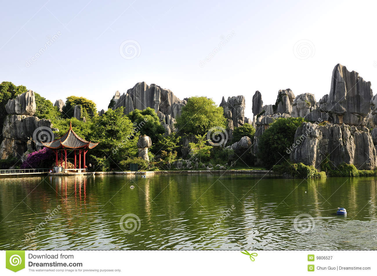 China s Stone Forest