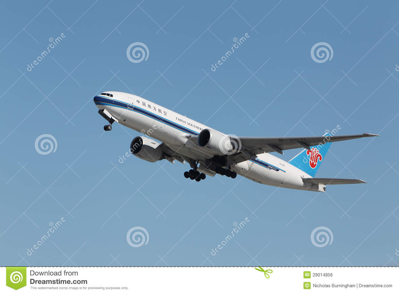 China Southern Airlines Boeing 777