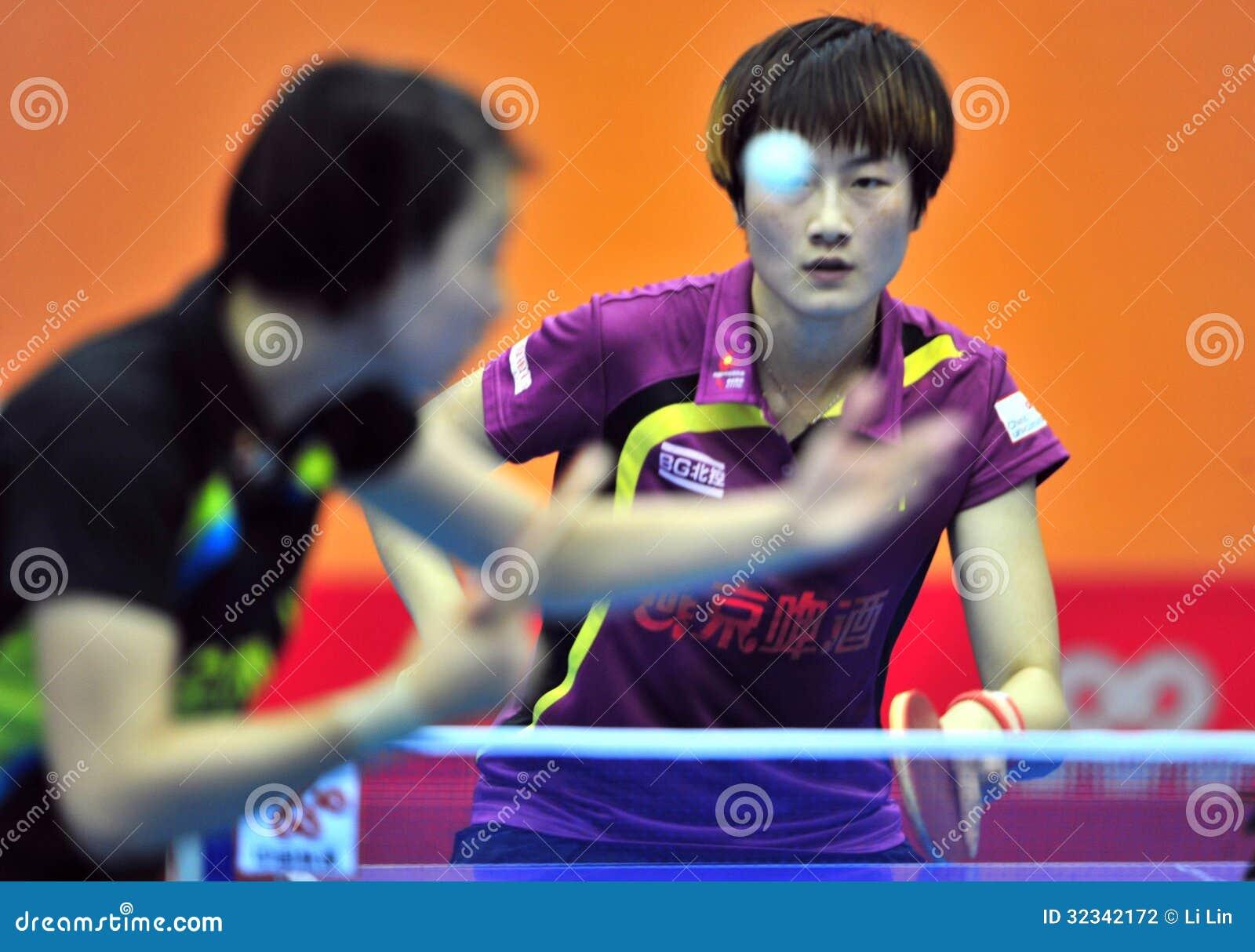 China-Tischtennis-Super League