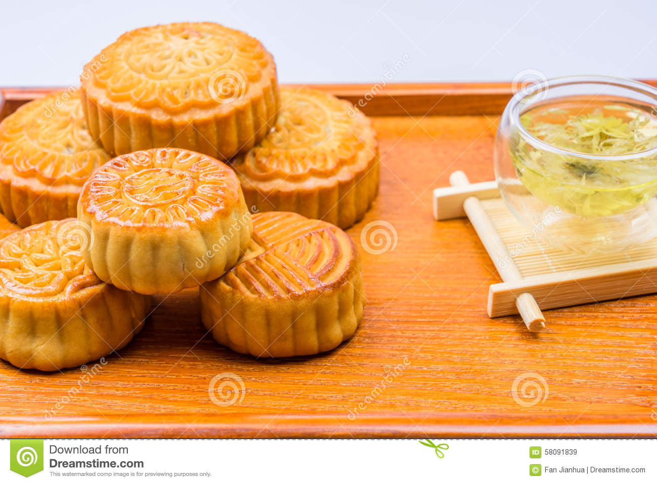 Is Moon Cake A Traditional Food In China