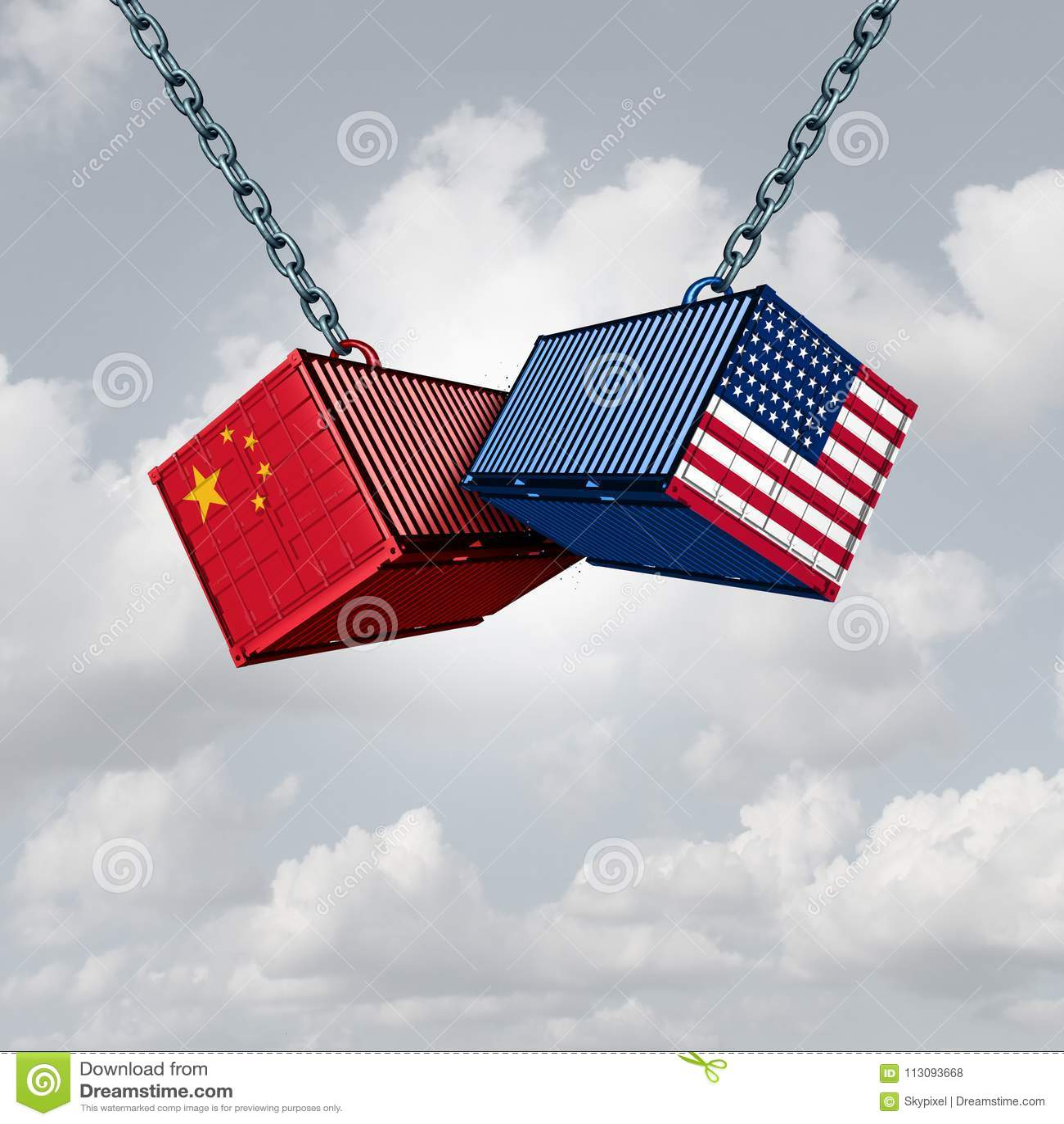 trade cartoons  illustrations  u0026 vector stock images