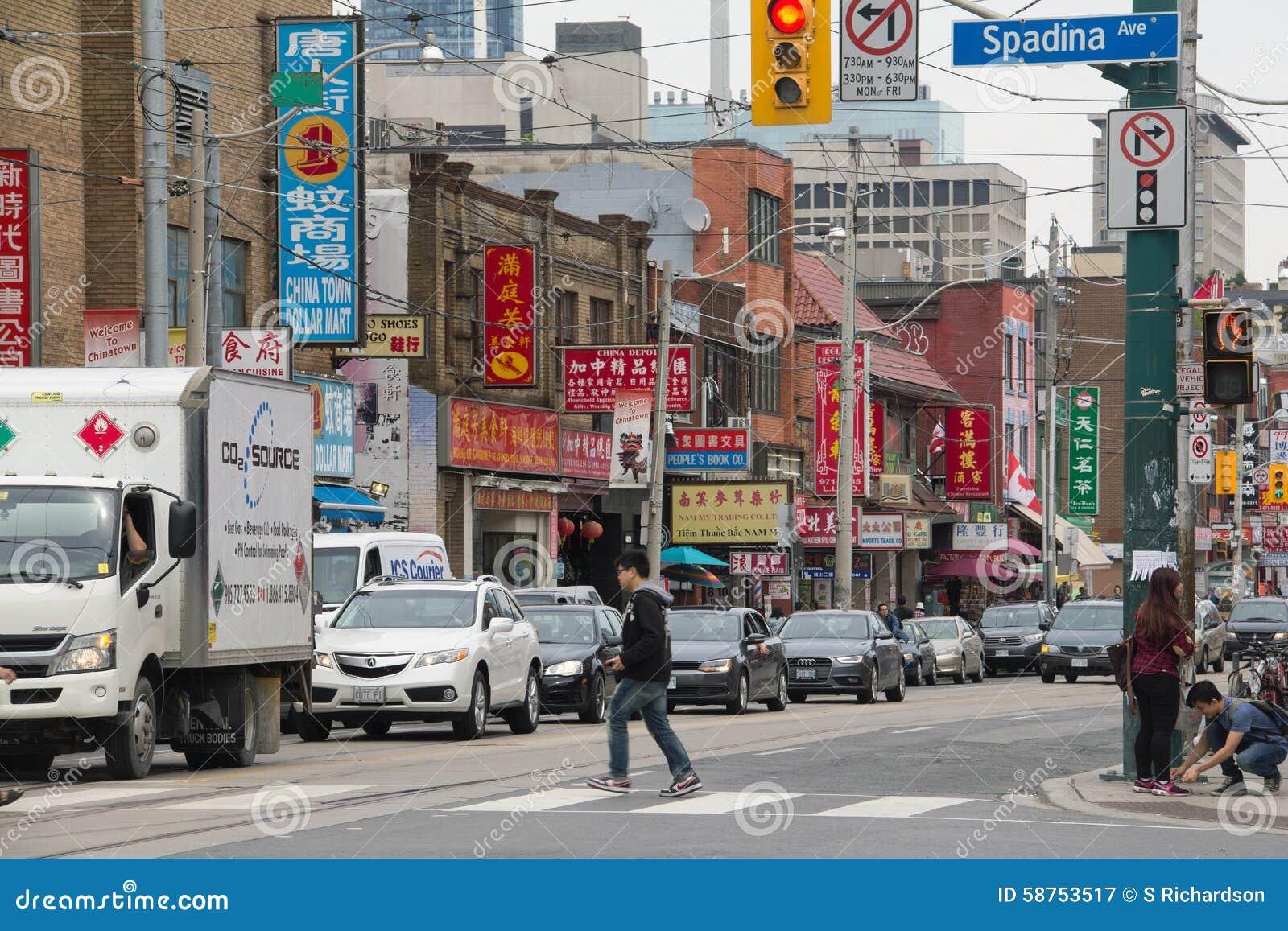 Chinatown, Τορόντο