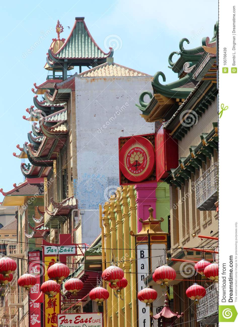 san francisco chinatown editorial stock image image of chinese