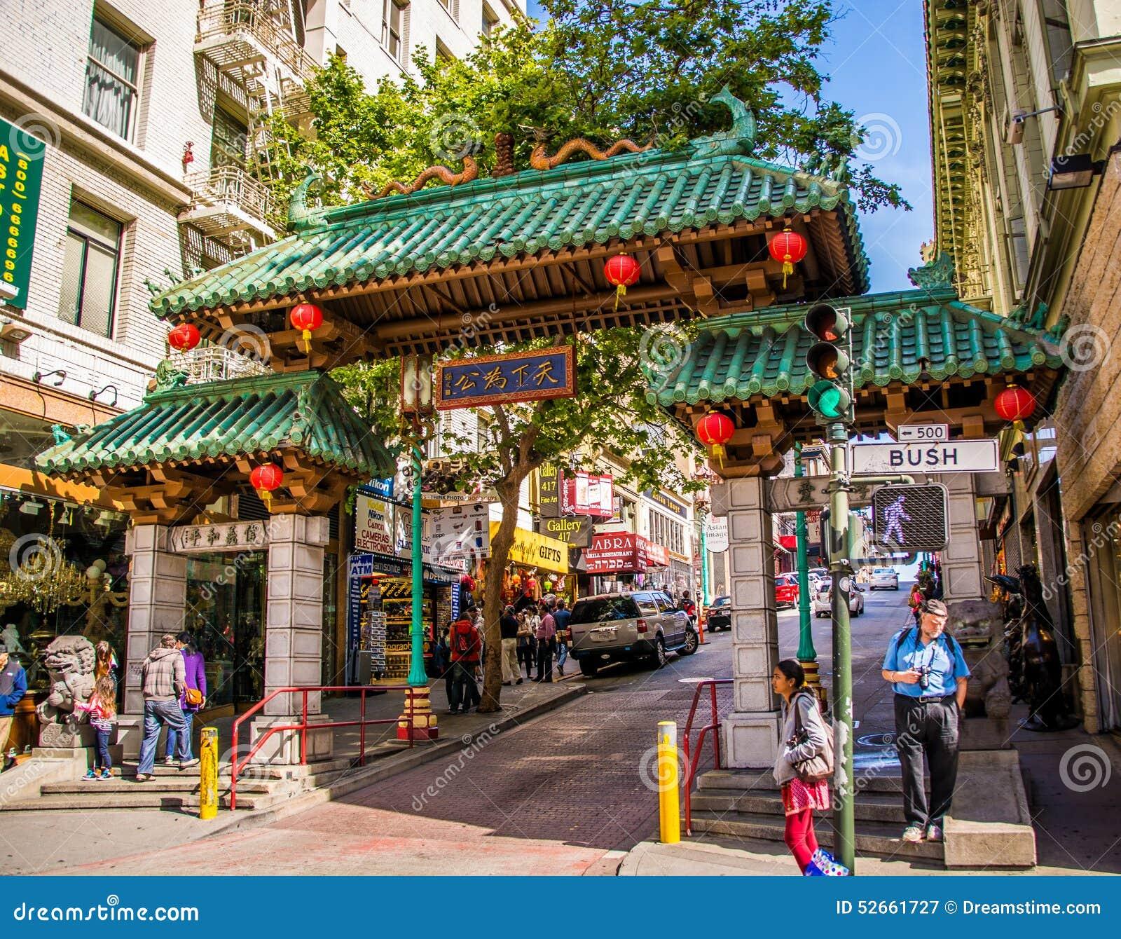 San francisco chinatown gambling