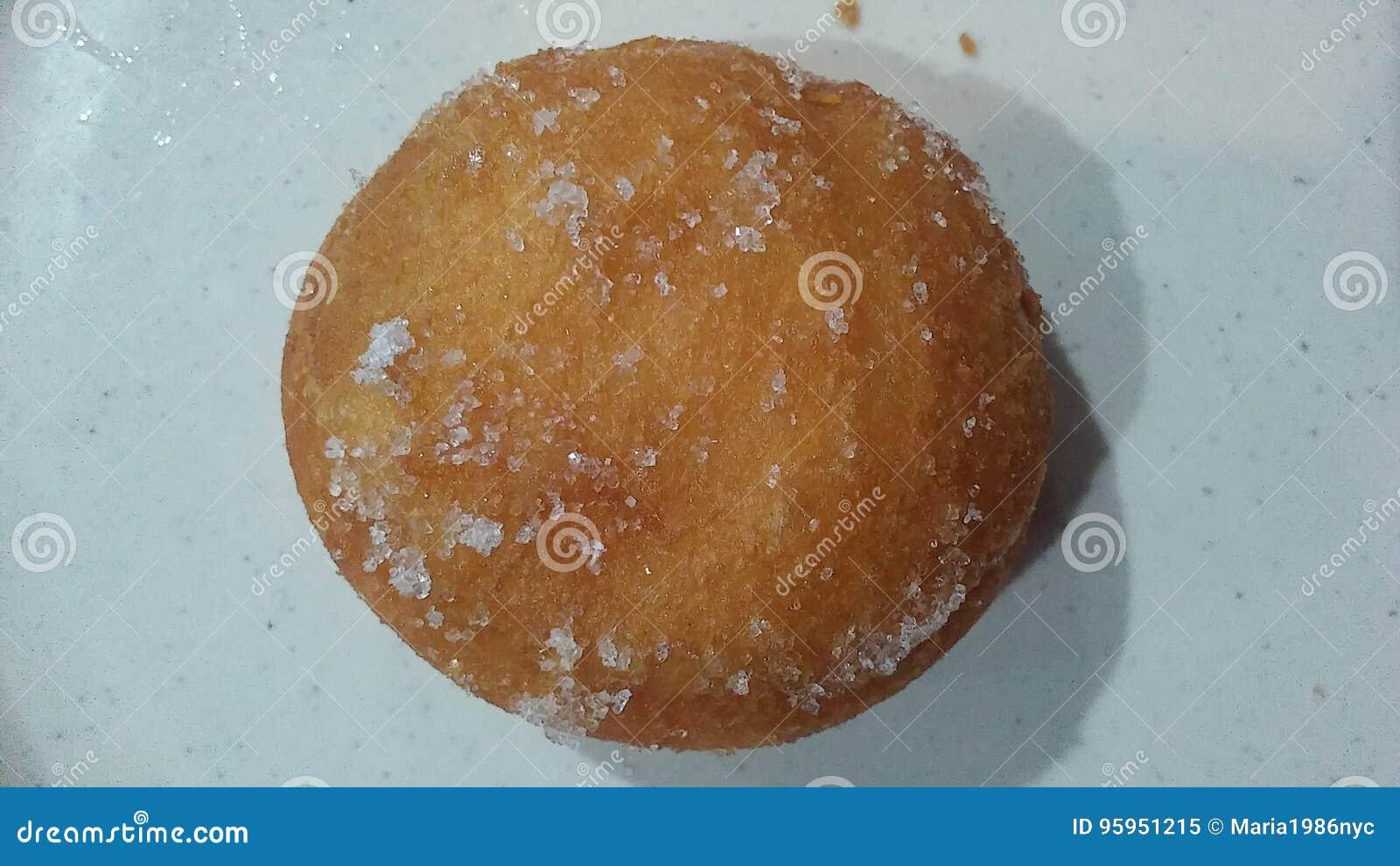 Chinees Fried Donut op Plaat