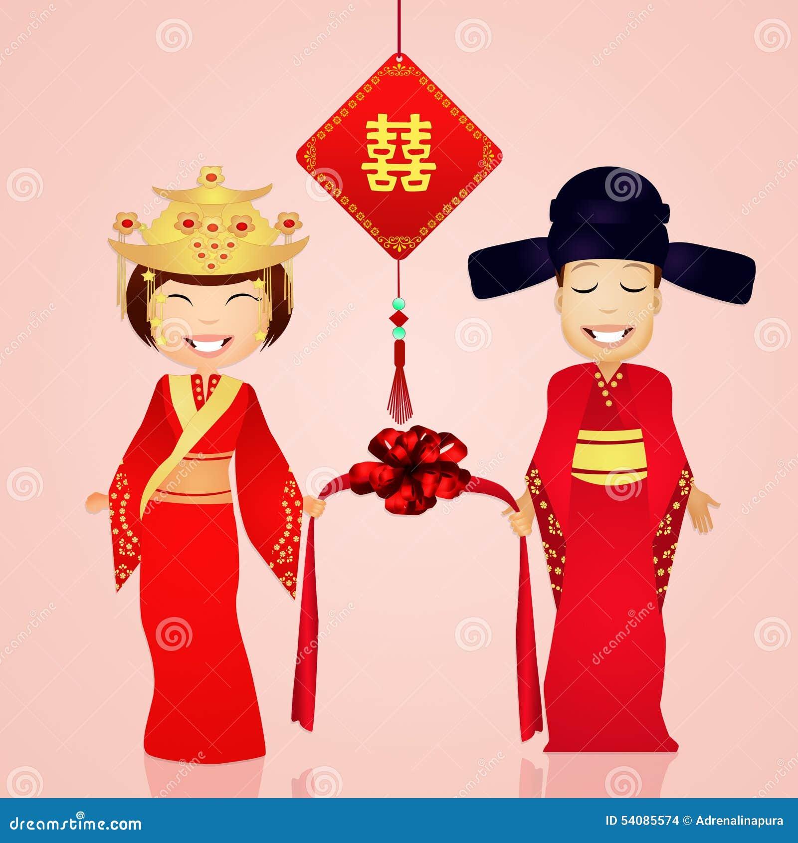 Chinees huwelijk