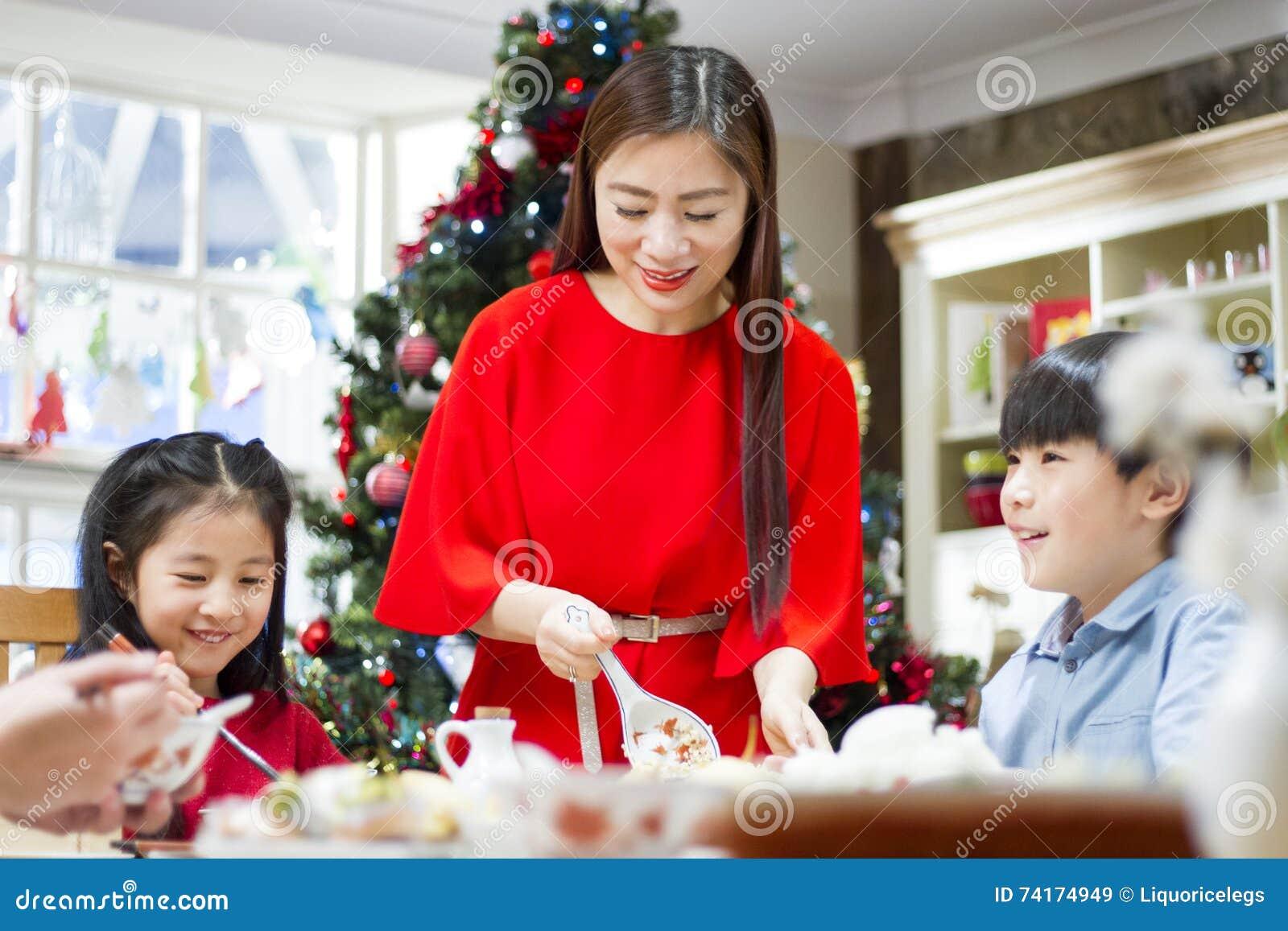 Chinees Kerstmisdiner