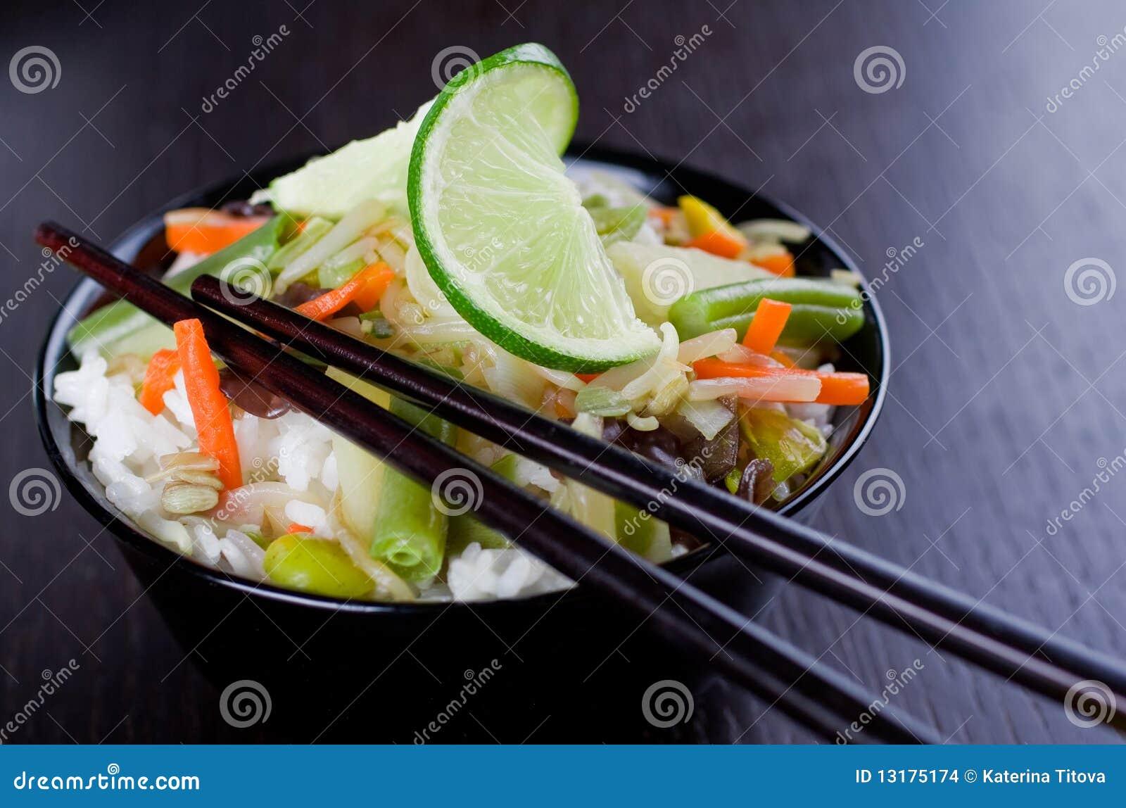 Chineese jedzenie
