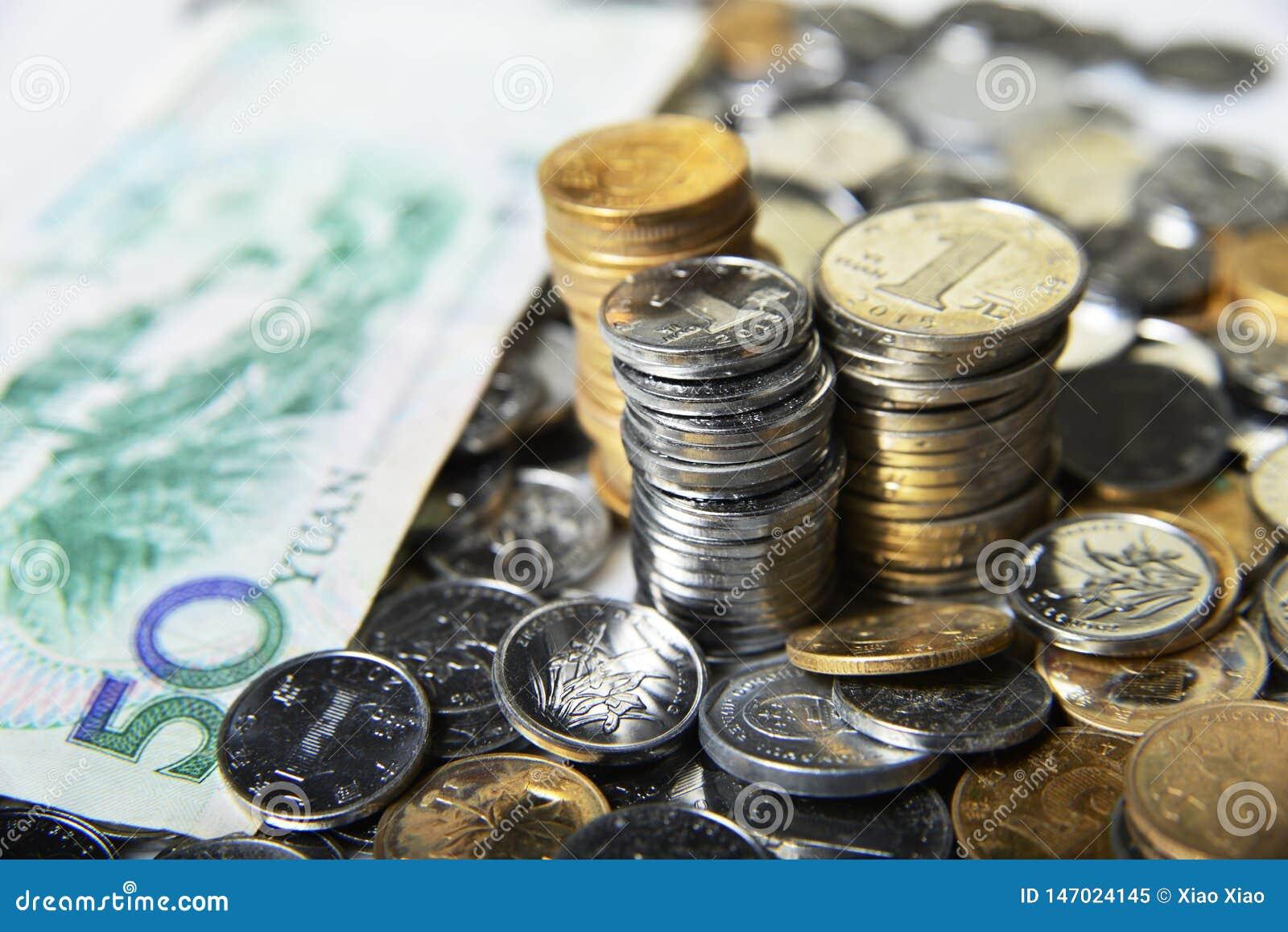 Copper coins