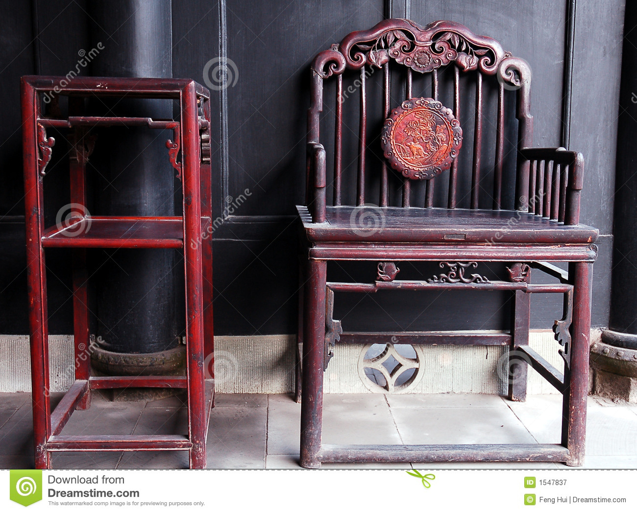 Chinese ancient furniture