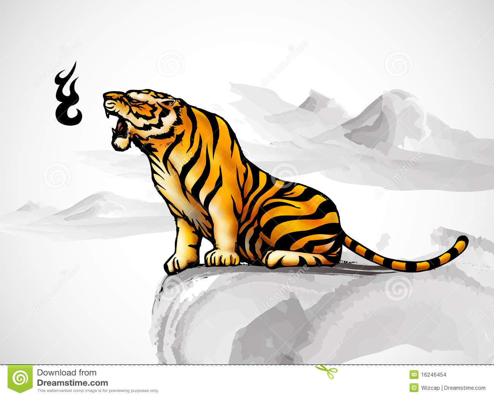 Ancient tiger symbol ancient tiger symbol photo8 biocorpaavc