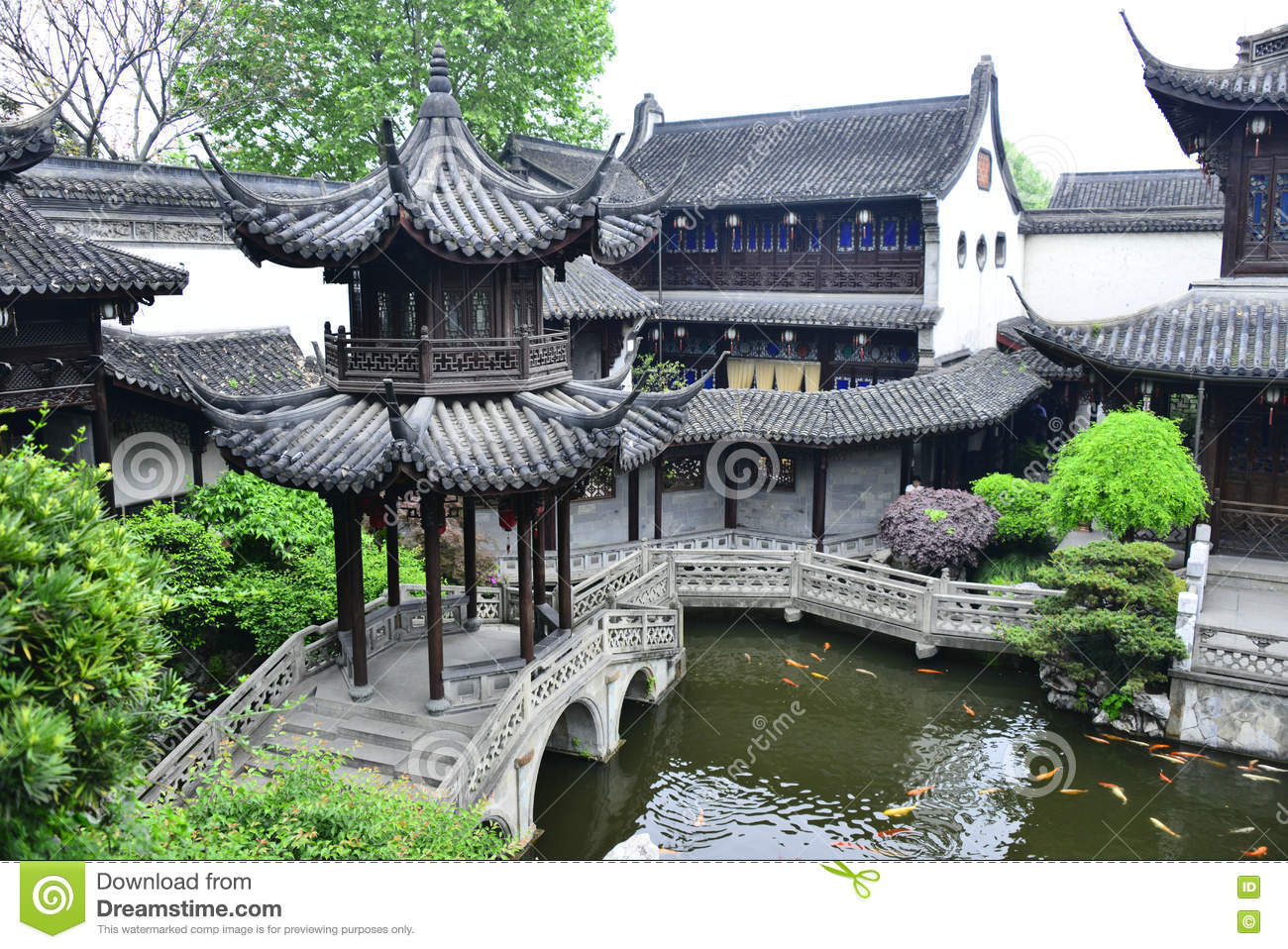 Traditional Chinese Residence