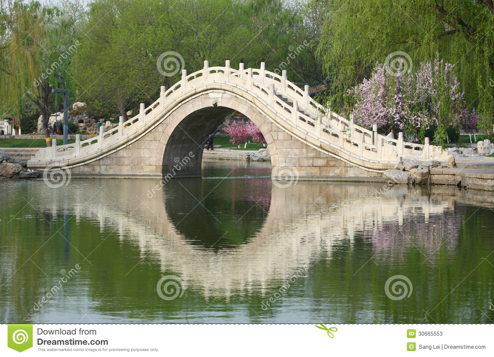 how to build a roman arch bridge