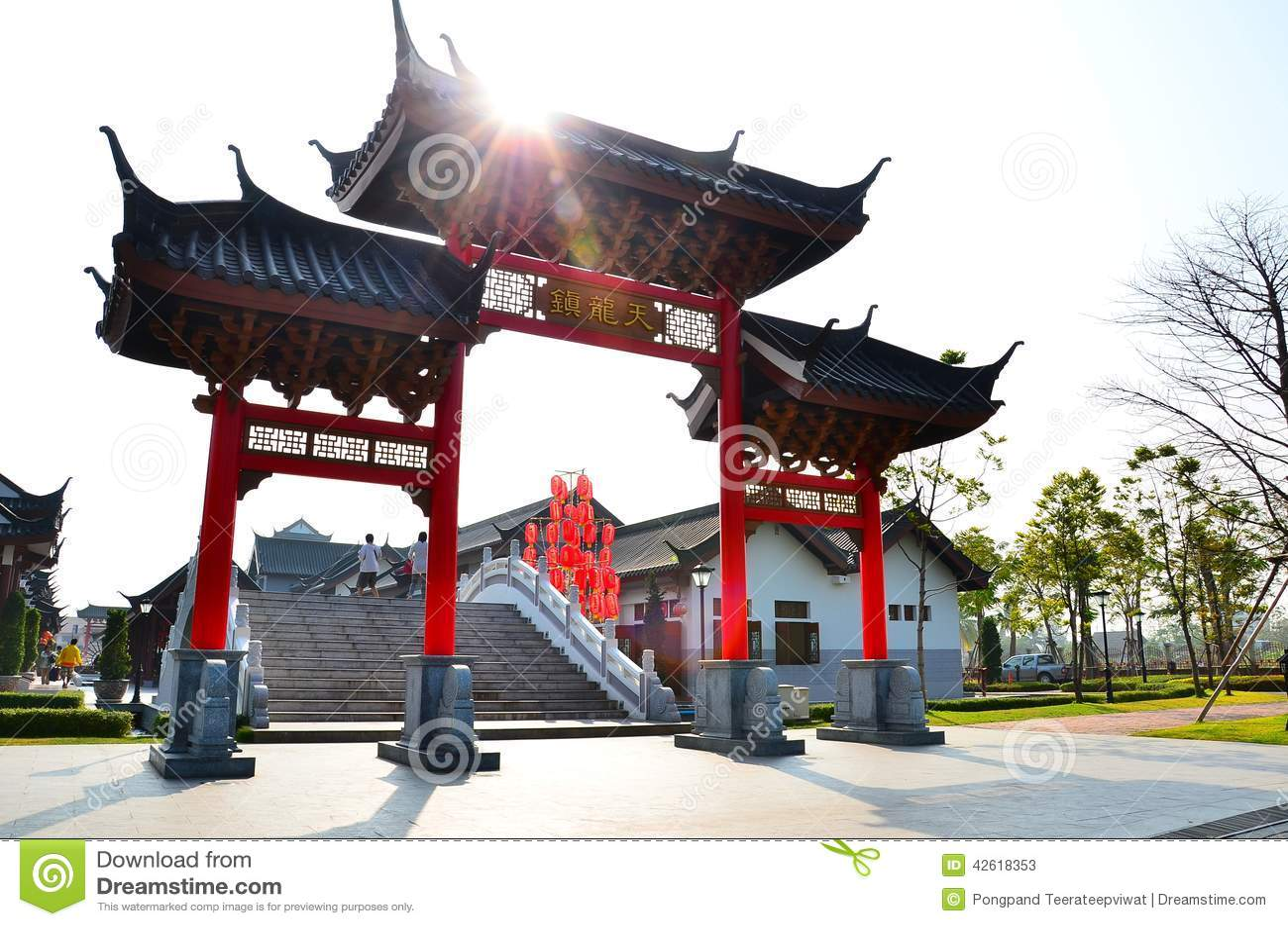 Chinese Architectuur