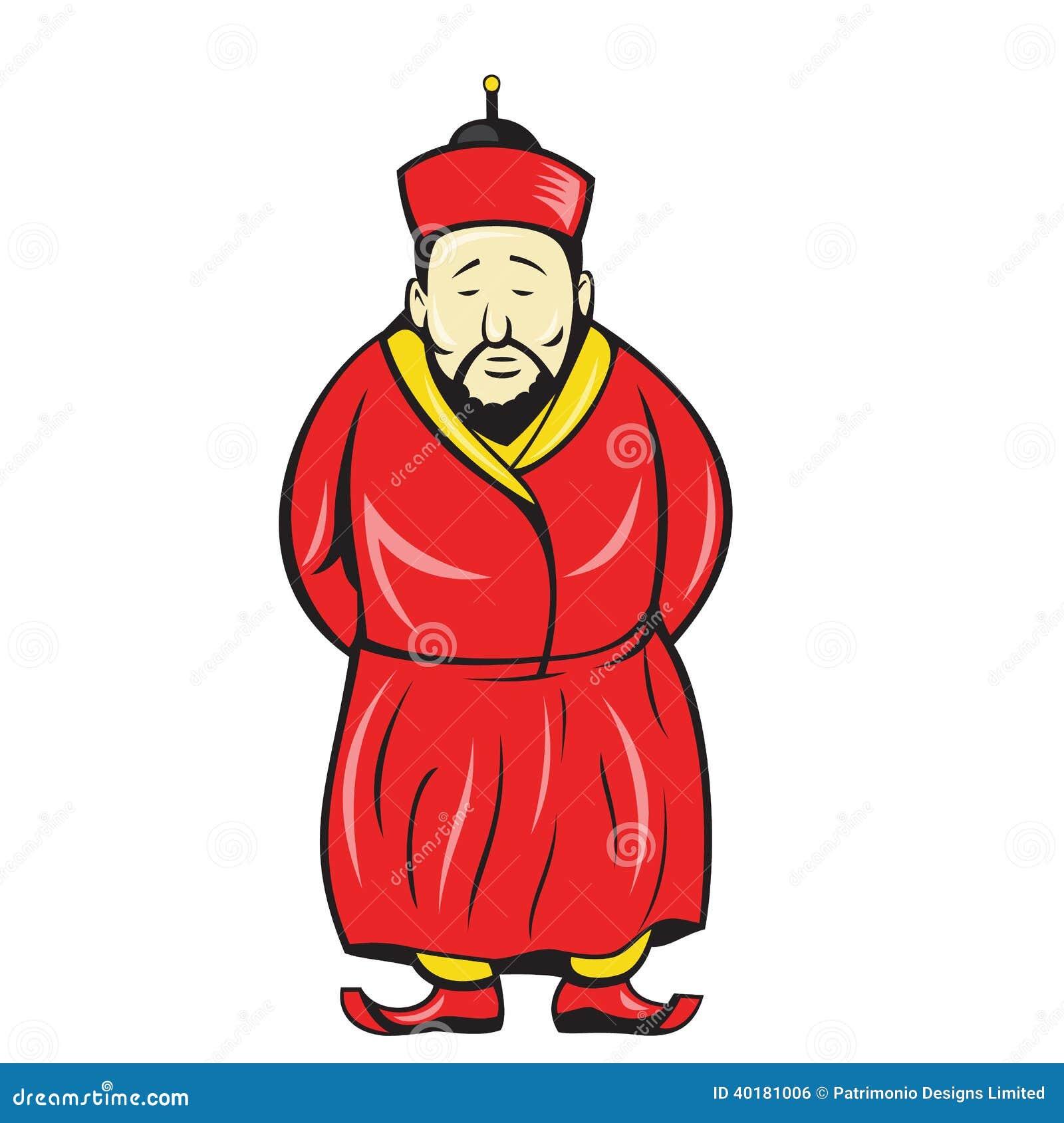 Chinese Robe Stock Illustrations 706 Chinese Robe Stock Illustrations Vectors Clipart Dreamstime