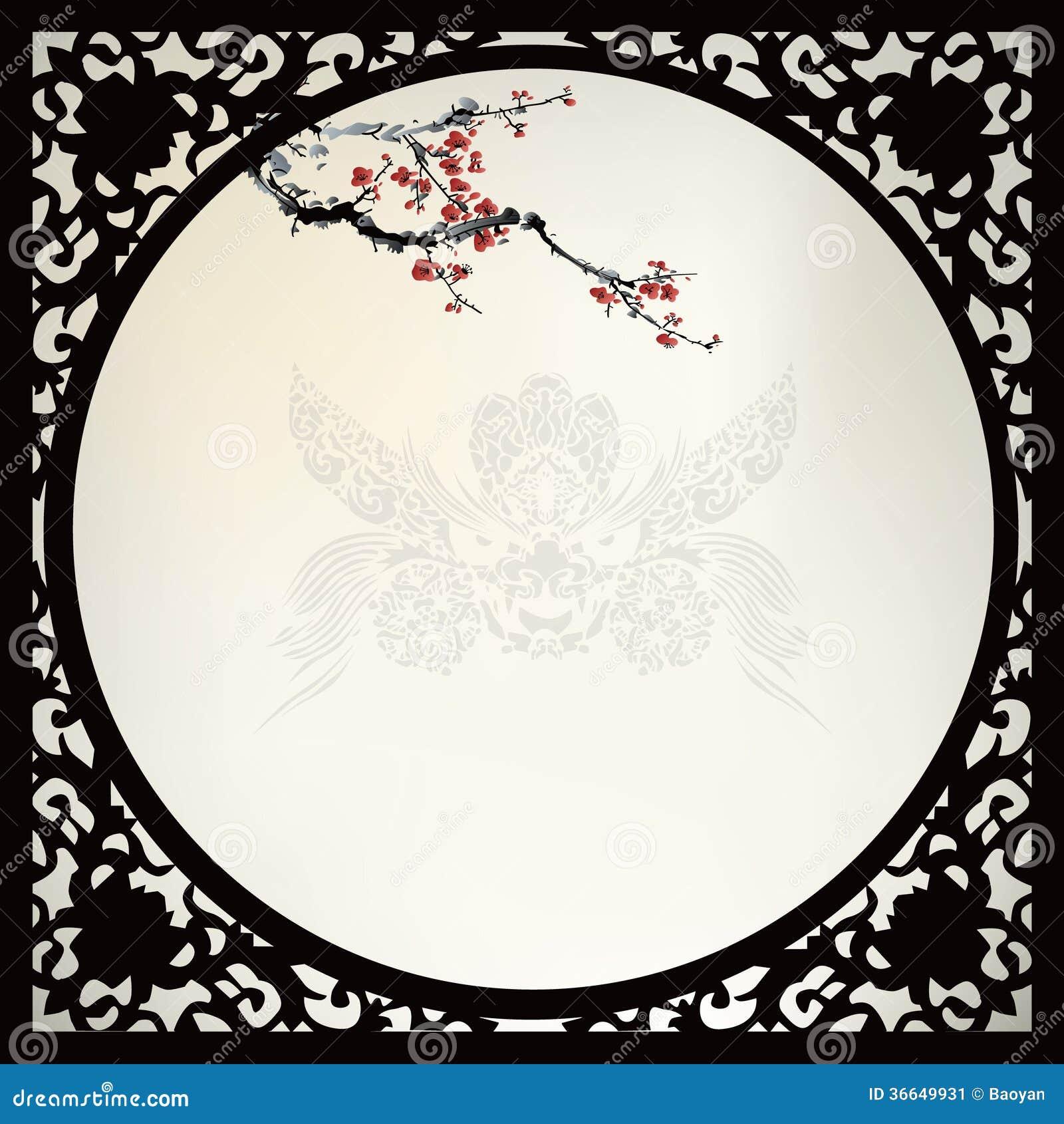 Chinese Backgro...