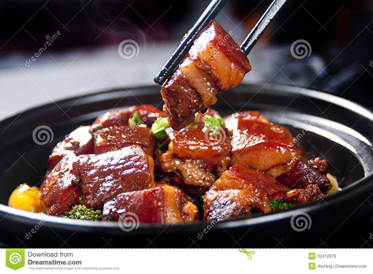 Chinese Red Pork Recipe