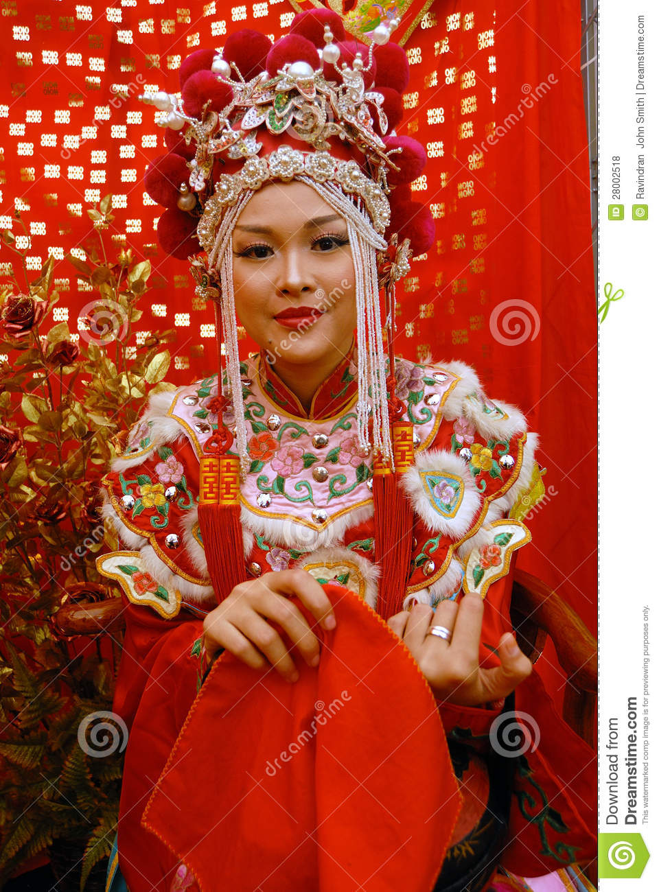 photo: Asian Brides China