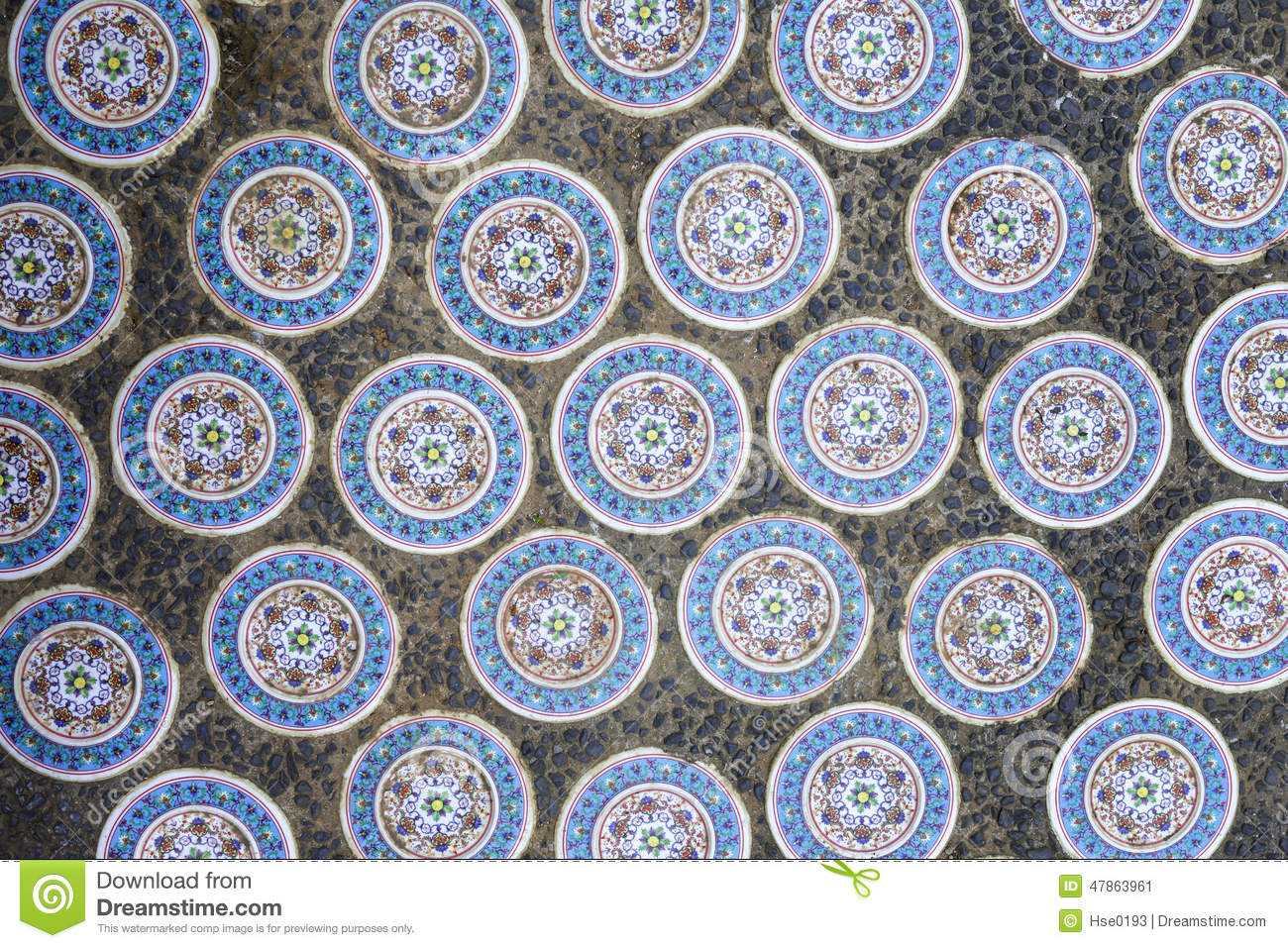 Chinese ceramic tiles stock photo image 47863961 royalty free stock photo download chinese ceramic tiles dailygadgetfo Image collections