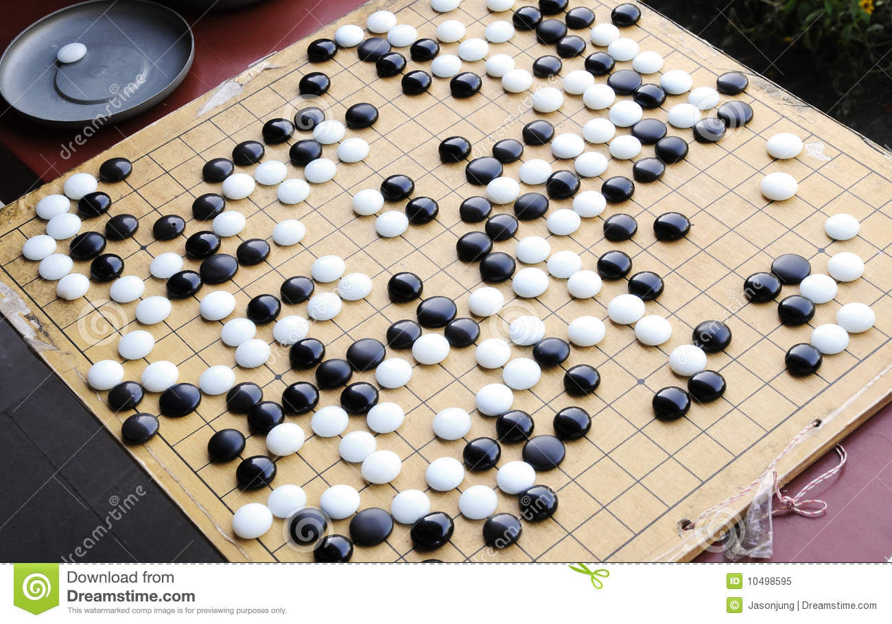 Chinese Chess Game Royalty Free Stock Photo - Image: 10498595