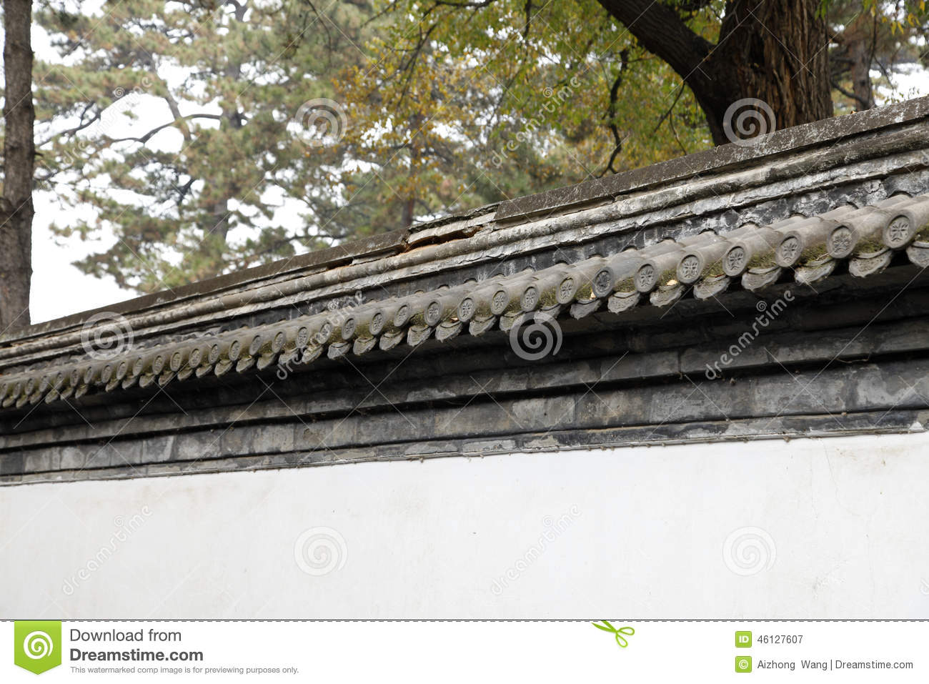 Chinese Classical Garden Walls