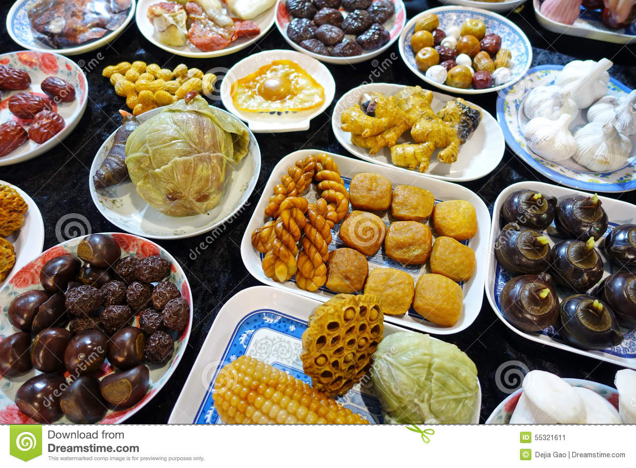 Asian chinese food cuisine ingredients stock photo image for Asian food cuisine