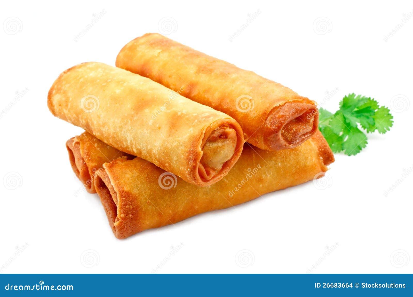 Chinese de lentebroodjes