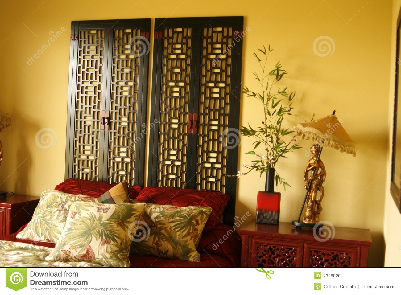 Chinese decor stock photo image 2328820 for Oriental accessories