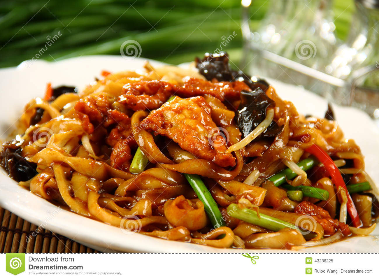 Chinese delicious food stock photo image 43286225 - Delicious chinese cuisine ...