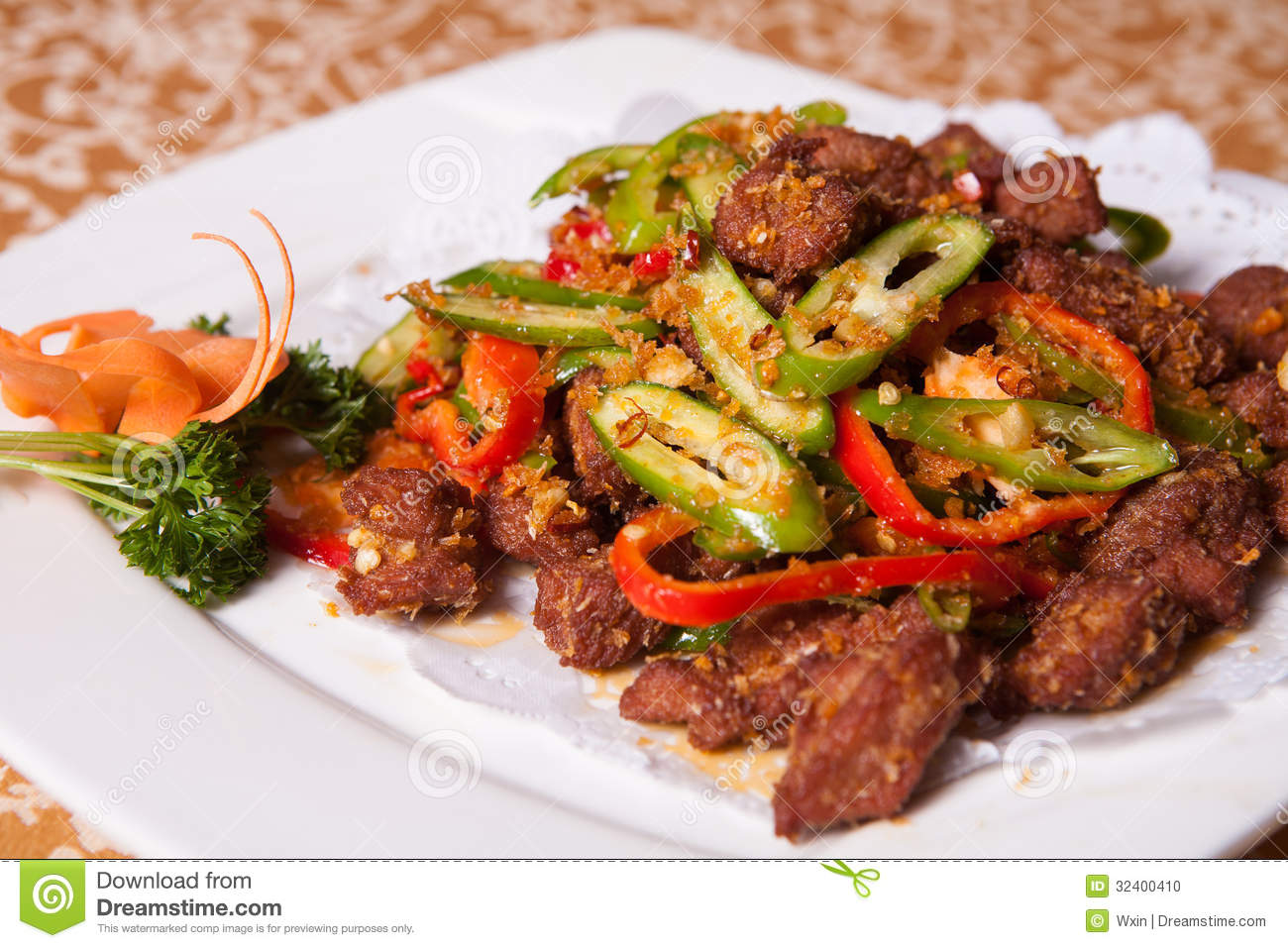 Chinese delicious food stock photo image of cuisine 32400410 - Delicious chinese cuisine ...
