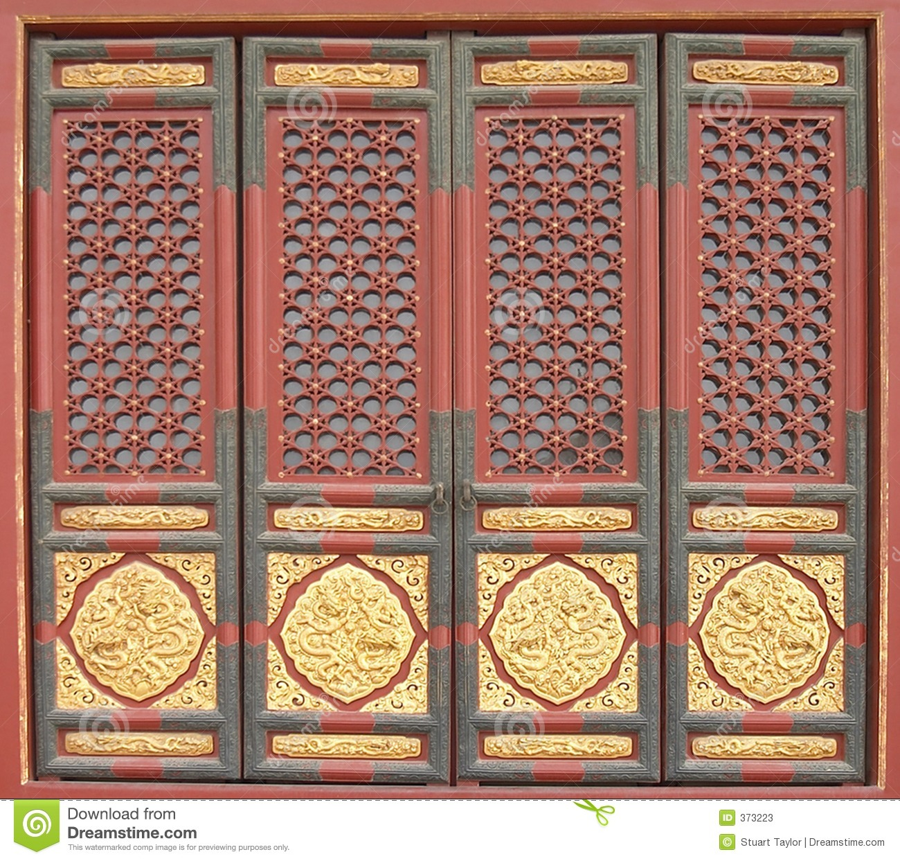 Chinese Door & Chinese Door stock image. Image of attraction carved city - 373223