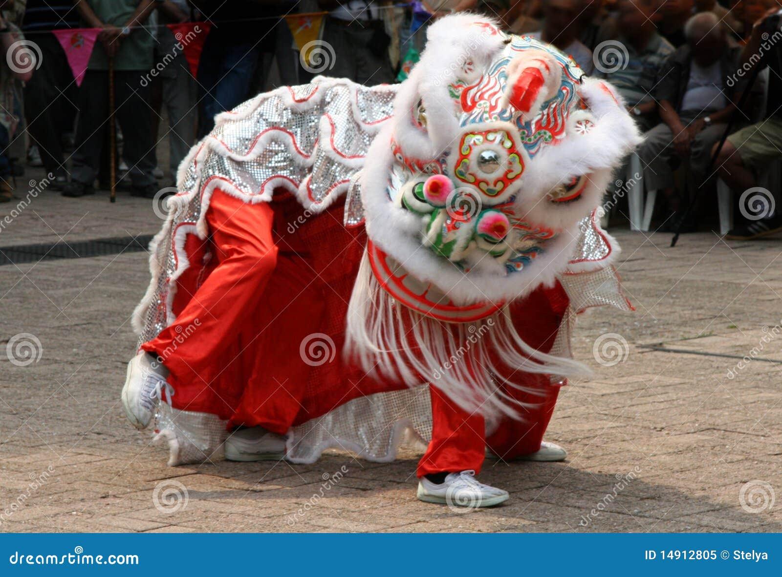 dragon costume Asian