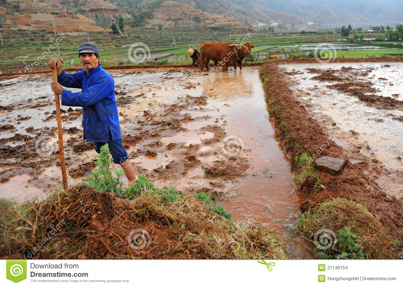 chinese farmer There's a story about a chinese farmer which is so inspirational i had to right this  post so, whoever put this together – cudo's to you – its a.