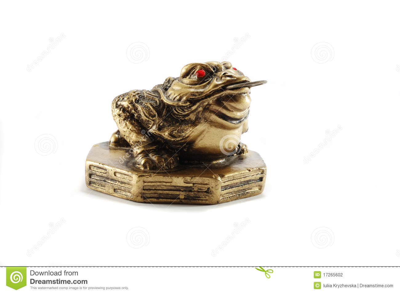 chinese feng shui money frog symbol of wealth stock photo image 17265602. Black Bedroom Furniture Sets. Home Design Ideas
