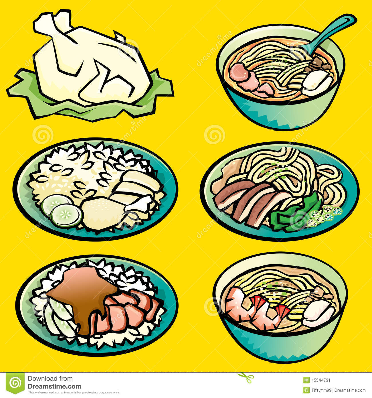 Chinese Food Stock Image - Image: 15544731