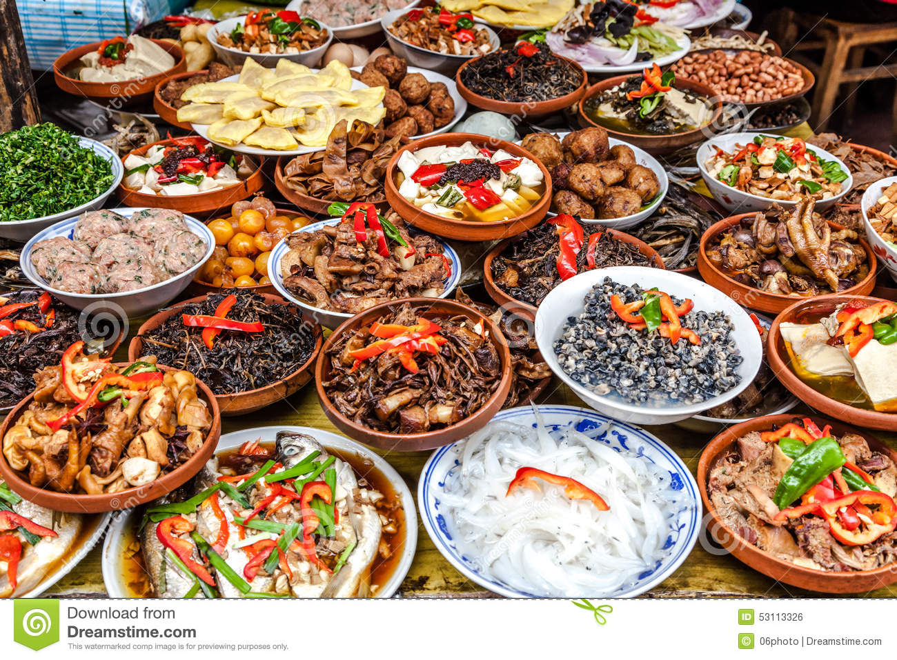 chinese food stock photo image 53113326