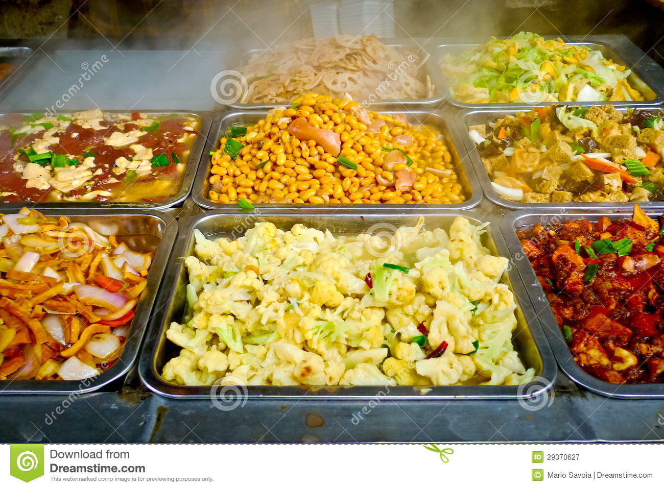 Chinese food buffet royalty free stock photography image for Asian cuisine buffet