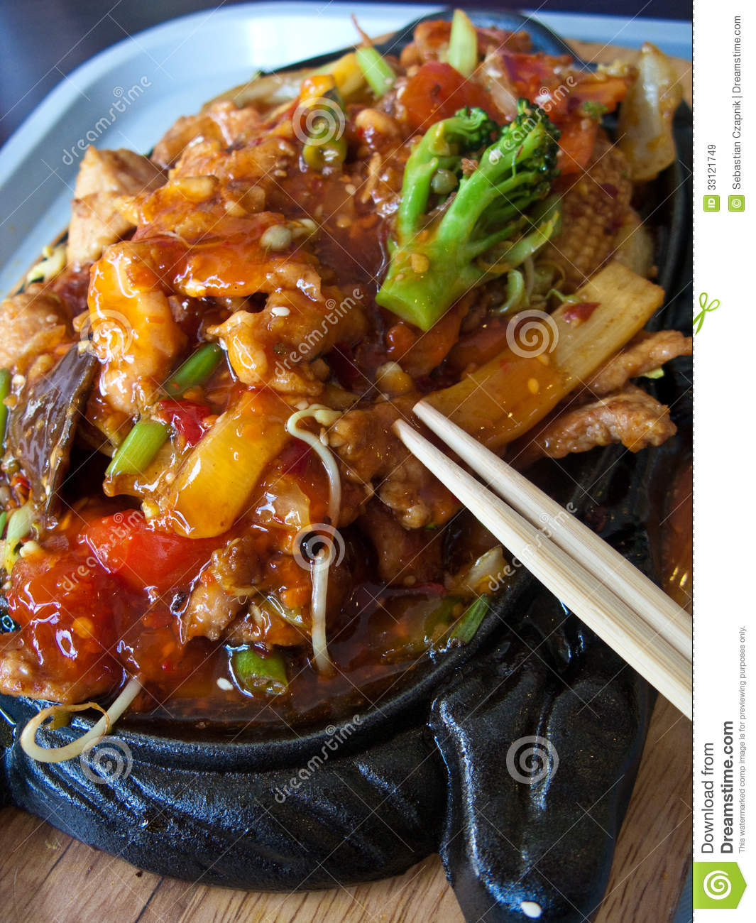 Chinese food in elegant restaurant royalty free stock images image 33121749 - Delicious chinese cuisine ...
