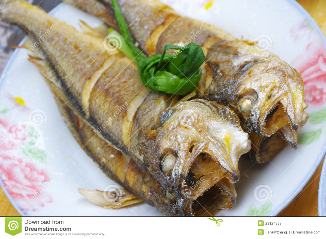Chinese food fish stock photo image of isolate green for What is fish food made of