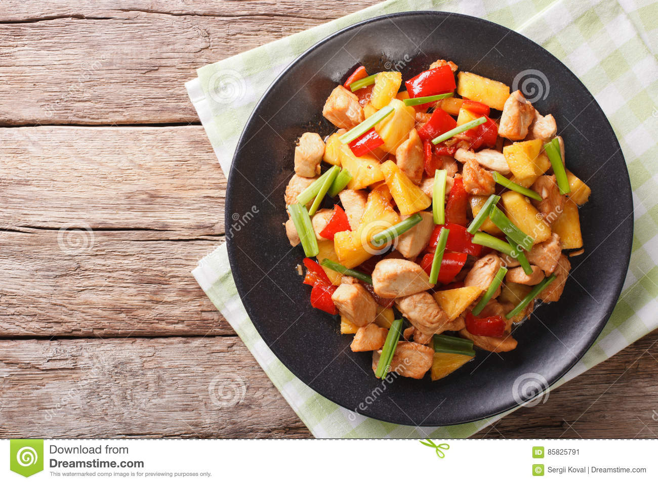 Delicious chinese food fried dish hot pepper sau stock photography 7440188 - Delicious chinese cuisine ...